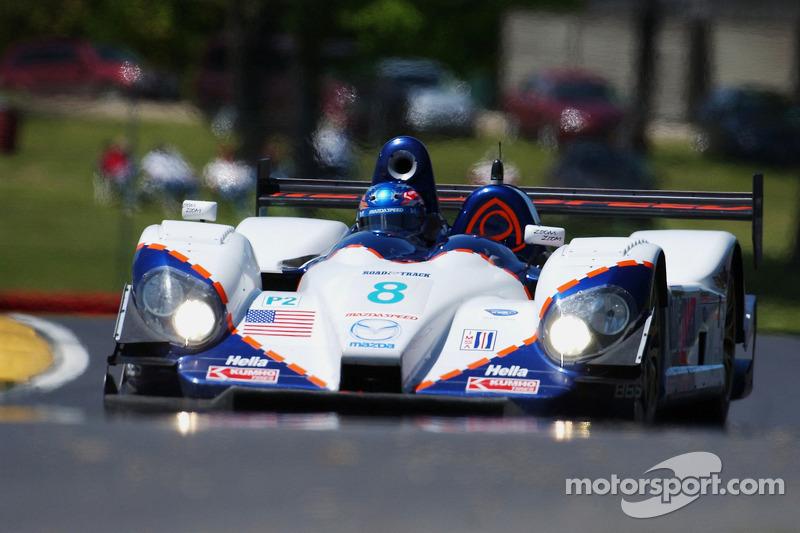 #8 B-K Motorsports Courage C65 Mazda: James Bach, Guy Cosmo