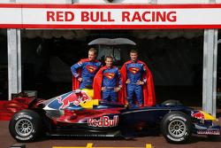 Red Bull Racing onthult de speciale Monaco