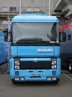 Suzuki's Truck