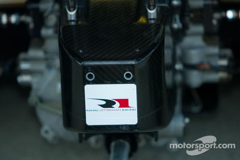 L'atténuateur de la boîte de vitesse IndyCar