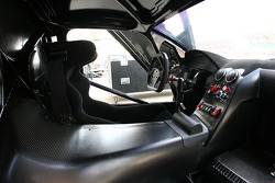 Cockpit of the Jloc Isao Noritake Lamborghini Murcielago