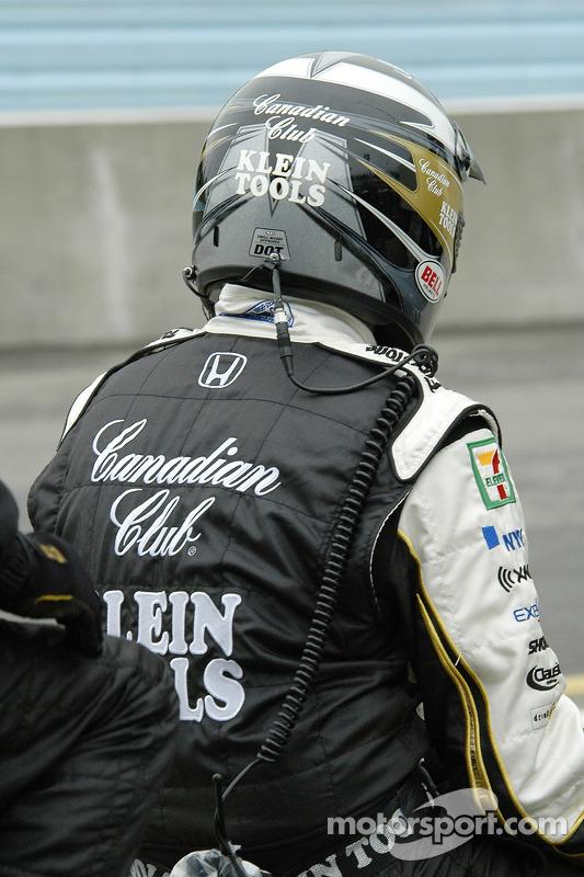 L'équipe Andretti attend