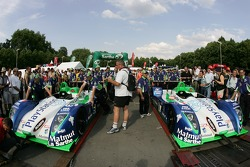 Pescarolo Sport Pescarolo C60 Judd cars head back to the track