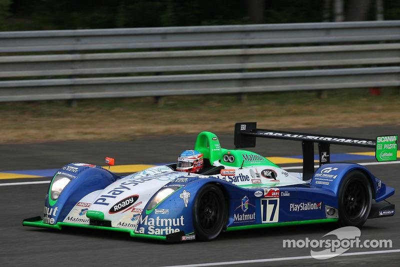 ... A caccia della Le Mans!