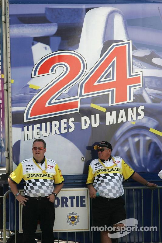 Corvette aux 24 Heures du Mans