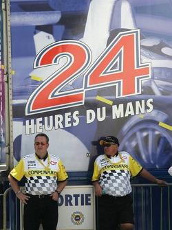 Corvette at the 24 Heures du Mans