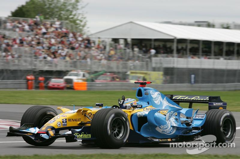 14. Gran Premio de Canadá de 2006