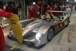 #7 Audi Sport Team Joest pit stop