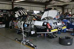 La voiture de Clint Bowyer