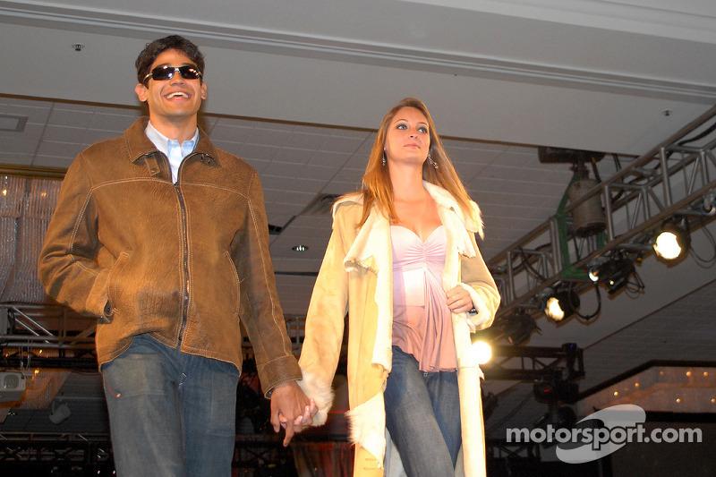Thiago Medieros et sa petite amie Aline