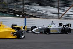 Hamilton chases Giebler