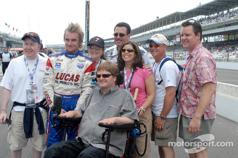 Jay Howard, Sam Schmidt et ses amis