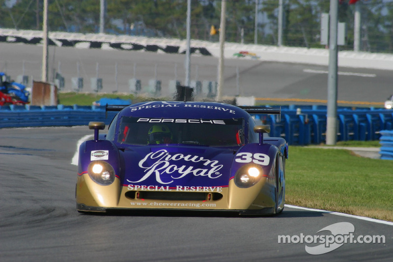 #39 Crown Royal Special Reserve/ Cheever Porsche Crawford: Christian Fittipaldi, Eddie Cheever