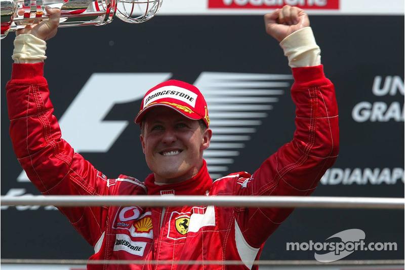 2006 - Міхаель Шумахер, Ferrari