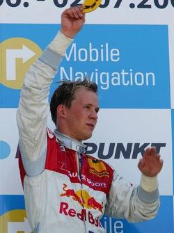 Podium : Mattias Ekström