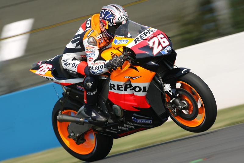2006, MotoGP: 5º en el campeonato con 215 puntos