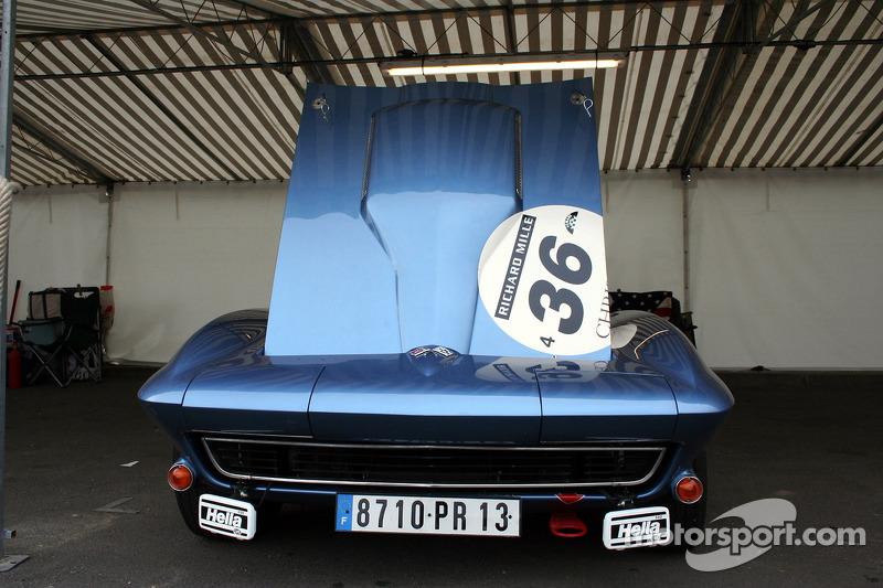 Grille 3 #36 Chevrolet Corvette 1965