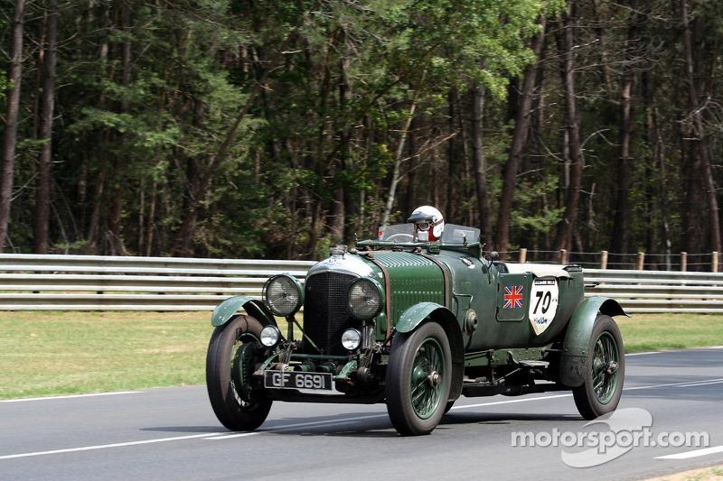 #70 Bentley 4,5 L 1929