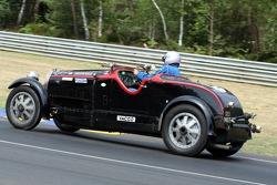 #46 Bugatti 43A 1930