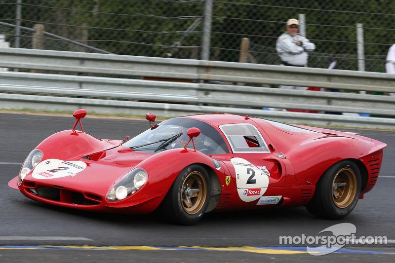 #2 Ferrari 330 P3 1966