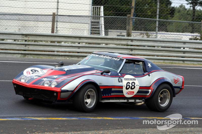 #68 Chevrolet Corvette 1968