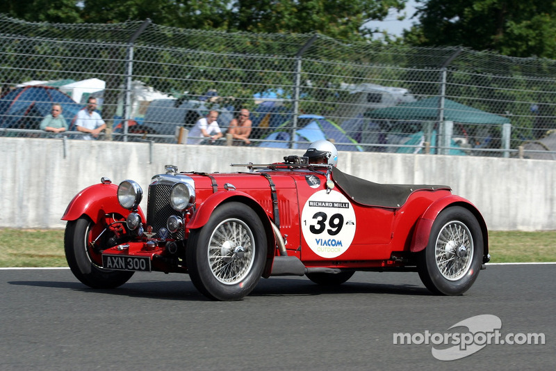 #39 Aston Martin LM 1933
