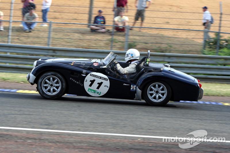 #11 Triumph TR3 A 1958