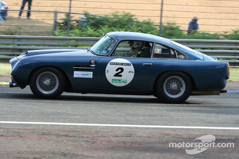 #2 Aston Martin DB4 GT 1960