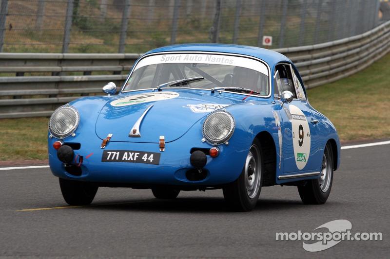 #9 Porsche 356 1954
