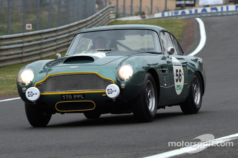 #56 Aston Martin DB 4 GT 1960