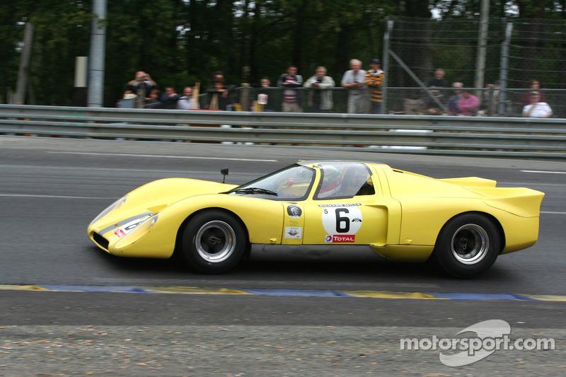 #6 Chevron B16 1970
