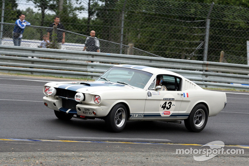 #43 Ford Shelby 350 GT 1965