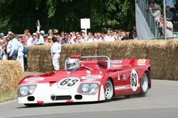 Alfa Romeo 33TT3 - Bobby Bell