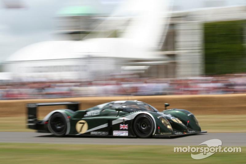 Bentley Speed 8  - Tom Kristensen