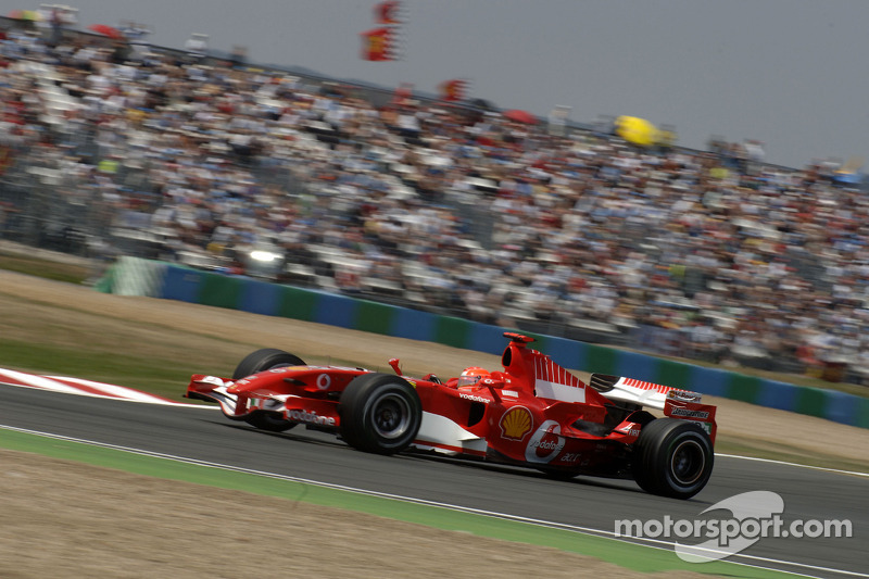 #68 GP de France 2006 (Ferrari 248 F1)