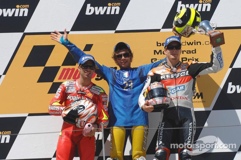 MotoGP - GP da Alemanha, 2006