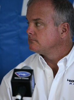 Acura press conference: Duncan Dayton