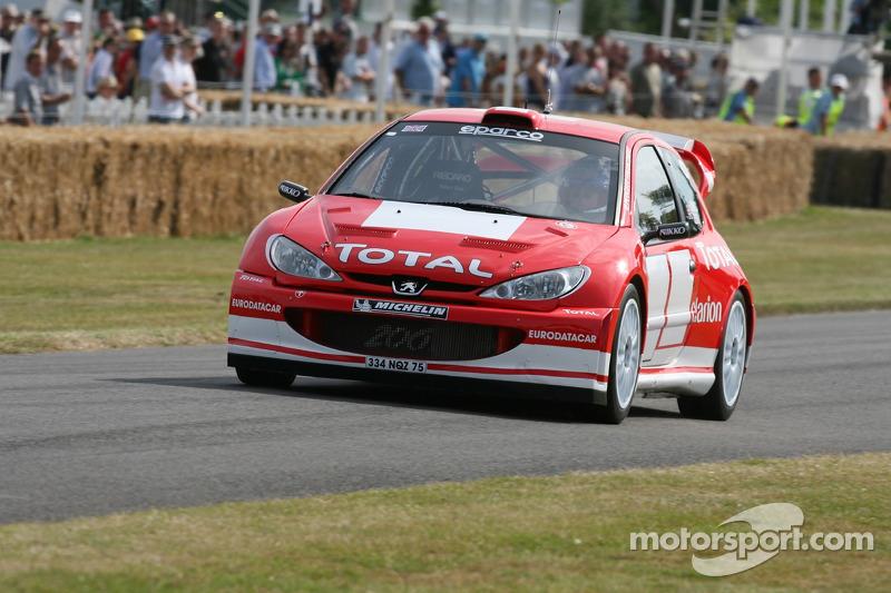 Peugeot 206 WRC: Colin McRae