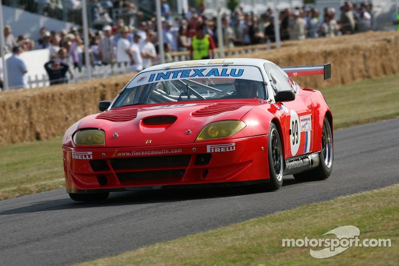 Ferrari 550 Marenello LMGT