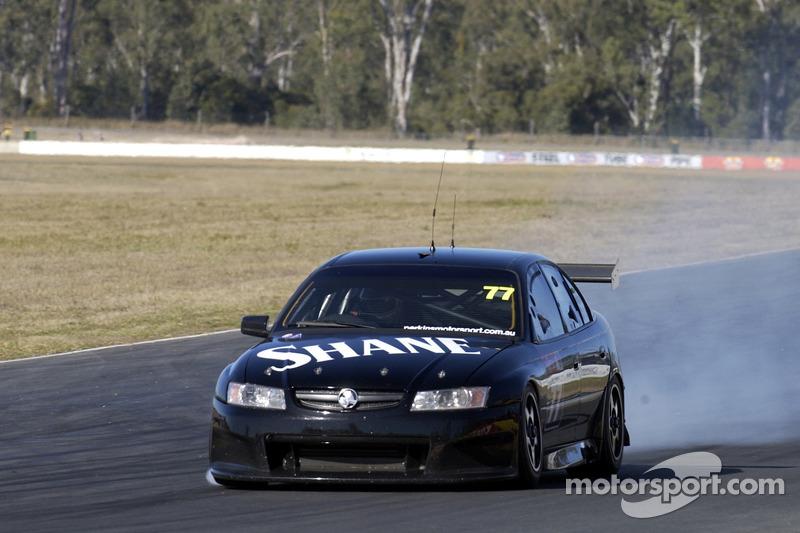 Shane Price a fait équipe avec Perkins Motorsport