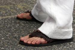 Los zapatos de Michael Schumacher