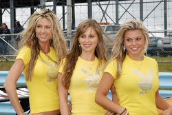 The Playboy girls