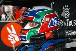Max Angelelli focuses on the start