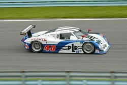 #40 Derhaag Motorsports Pontiac Riley: Randy Ruhlman, Hugo Guénette