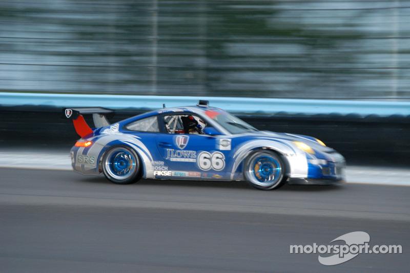 #66 TRG Porsche GT3 Cup: Jim Pace, Jim Lowe