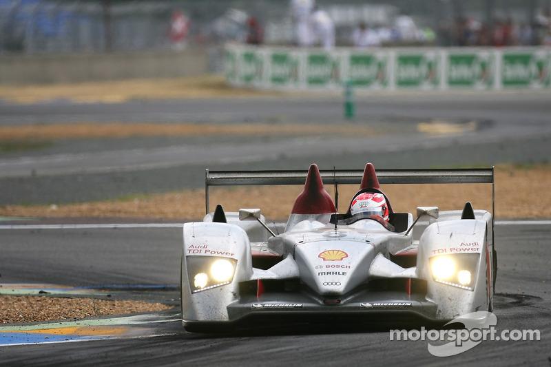 2006: Frank Biela, Emanuele Pirro, Marco Werner, Audi R10 TDI