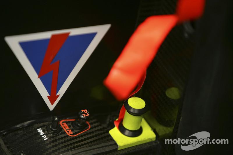 Detalle del Honda RA106