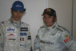 Bruno Senna, Emerson Fittipaldi