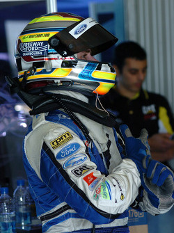 Combinaison de Mark Winterbottom