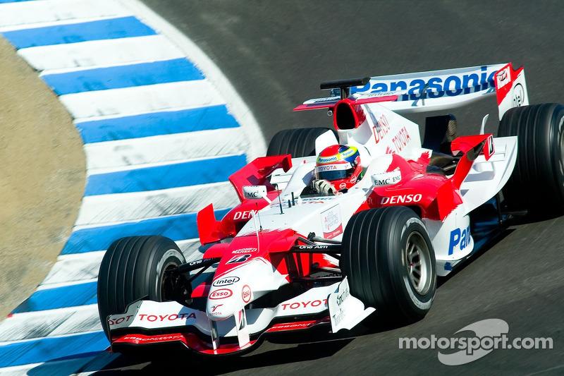 2006: Toyota TF106